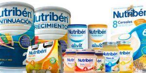 muestras gratis nutribén