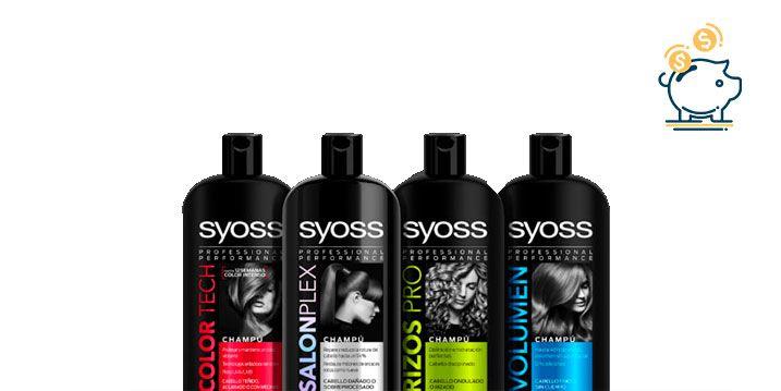 Syoss sortea 1.000 productos