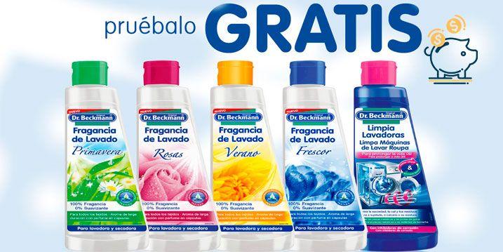 4eda27b1b Prueba gratis los productos de Dr. Beckmann