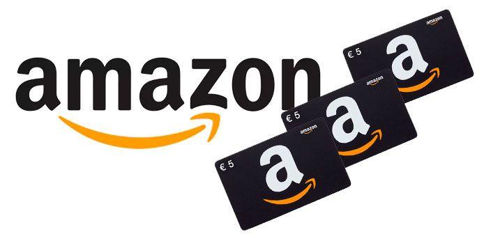 5 euros gratis Amazon