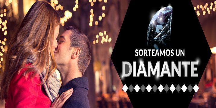Sorteo argal diamante San Valentín