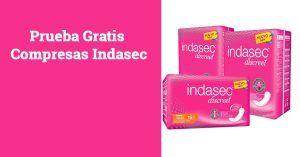 prueba gratis compresas Indasec
