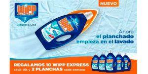 muestra gratis Wipp Express