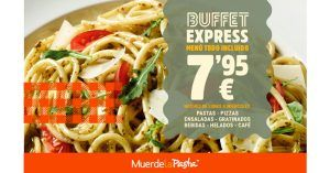 oferta muerde la pasta 7,95 euros