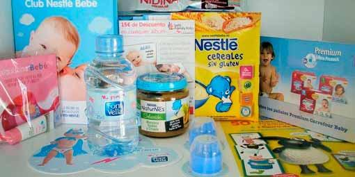 muestras gratis bebe