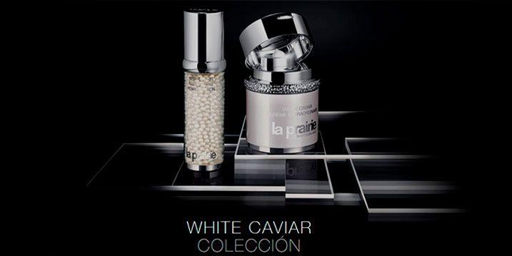 Muestras gratis maquillaje White Caviar