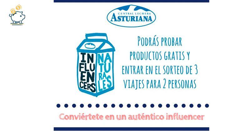 probar gratis productos de central lechera asturiana
