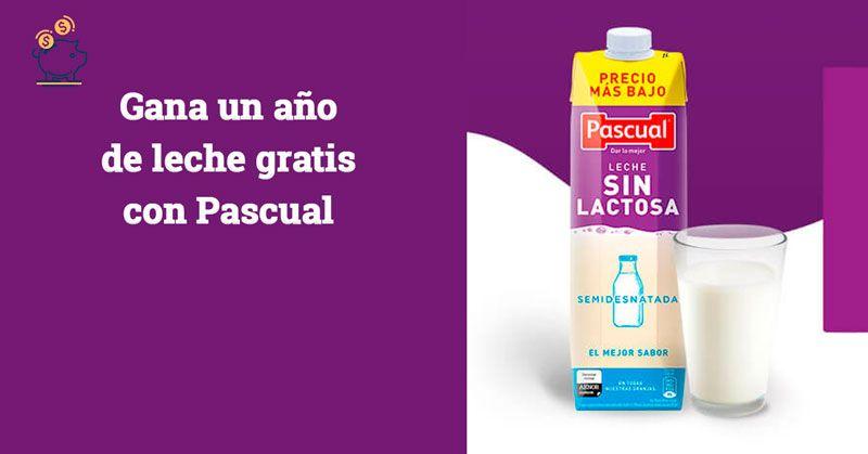Leche gratis Pascual