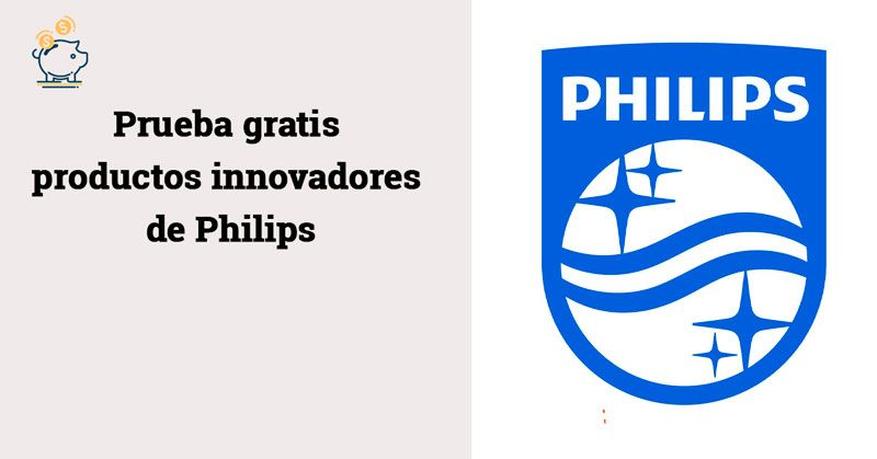 probar gratis productos Philips