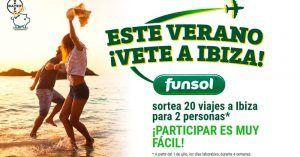 sorteo viajes Ibiza