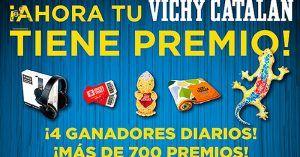 Sorteos gratis Vichy Catalan