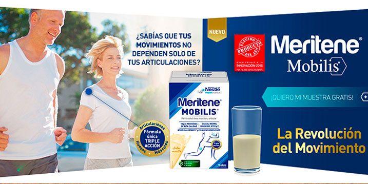 Meritene Mobilitis muestras gratis