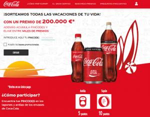 Siente el verano Coca Cola