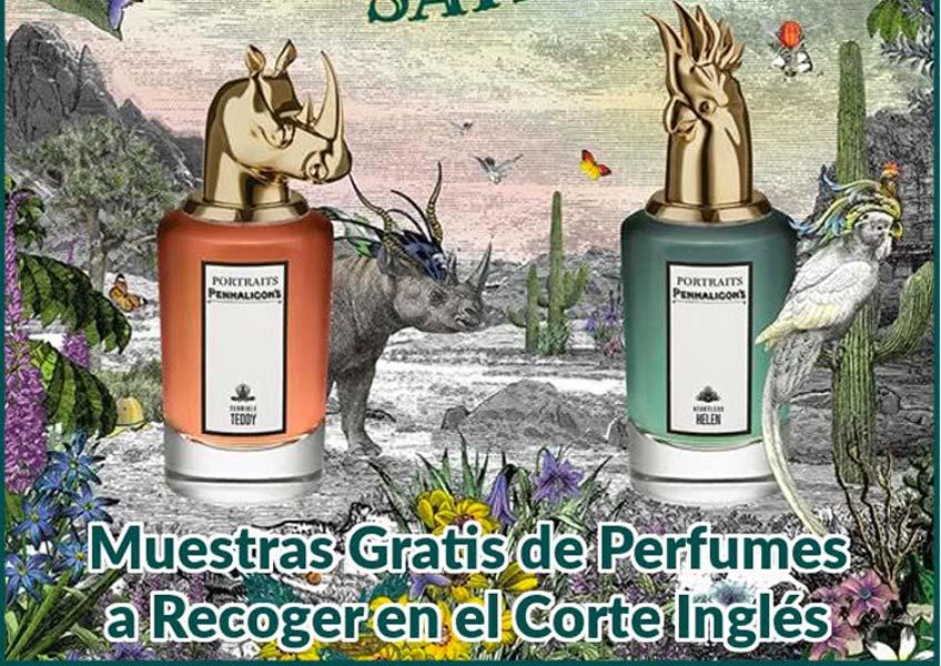 muestras gratis perfumes