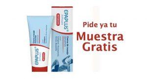 muestras gratis crema epaplus
