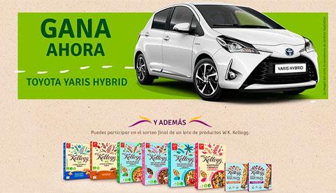 sorteo Toyota Yaris