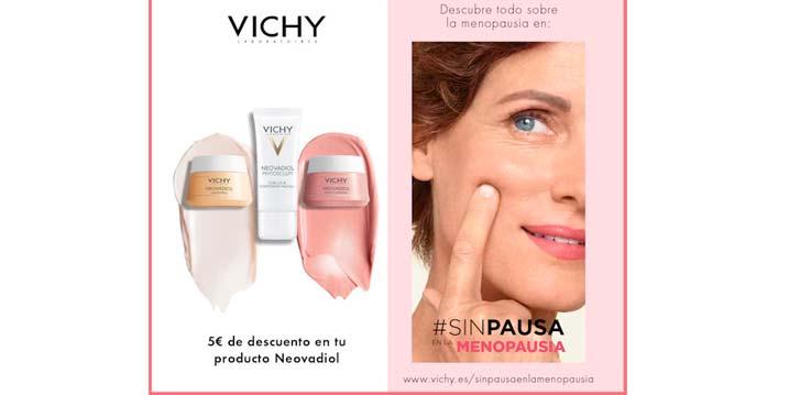 Reembolso Neovadiol Vichy