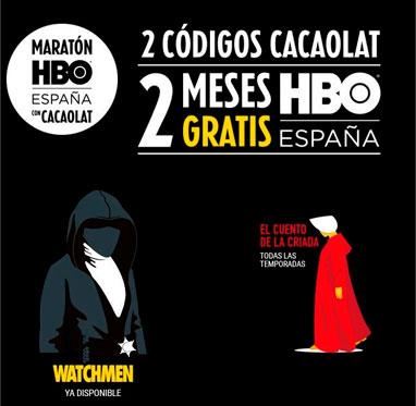 2 meses HBO gratis
