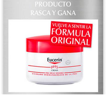 muestras gratis eucerin ph5