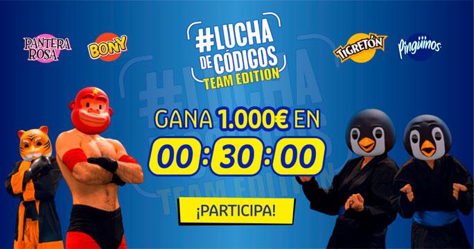 gana 1.000 euros en 30 segundos con bimbo