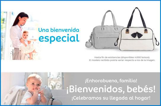 mayoral regala 4.000 bolsos de maternidad