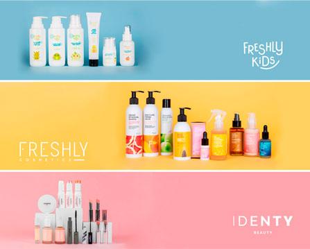 sorteo 5 cestas freshly&identy life