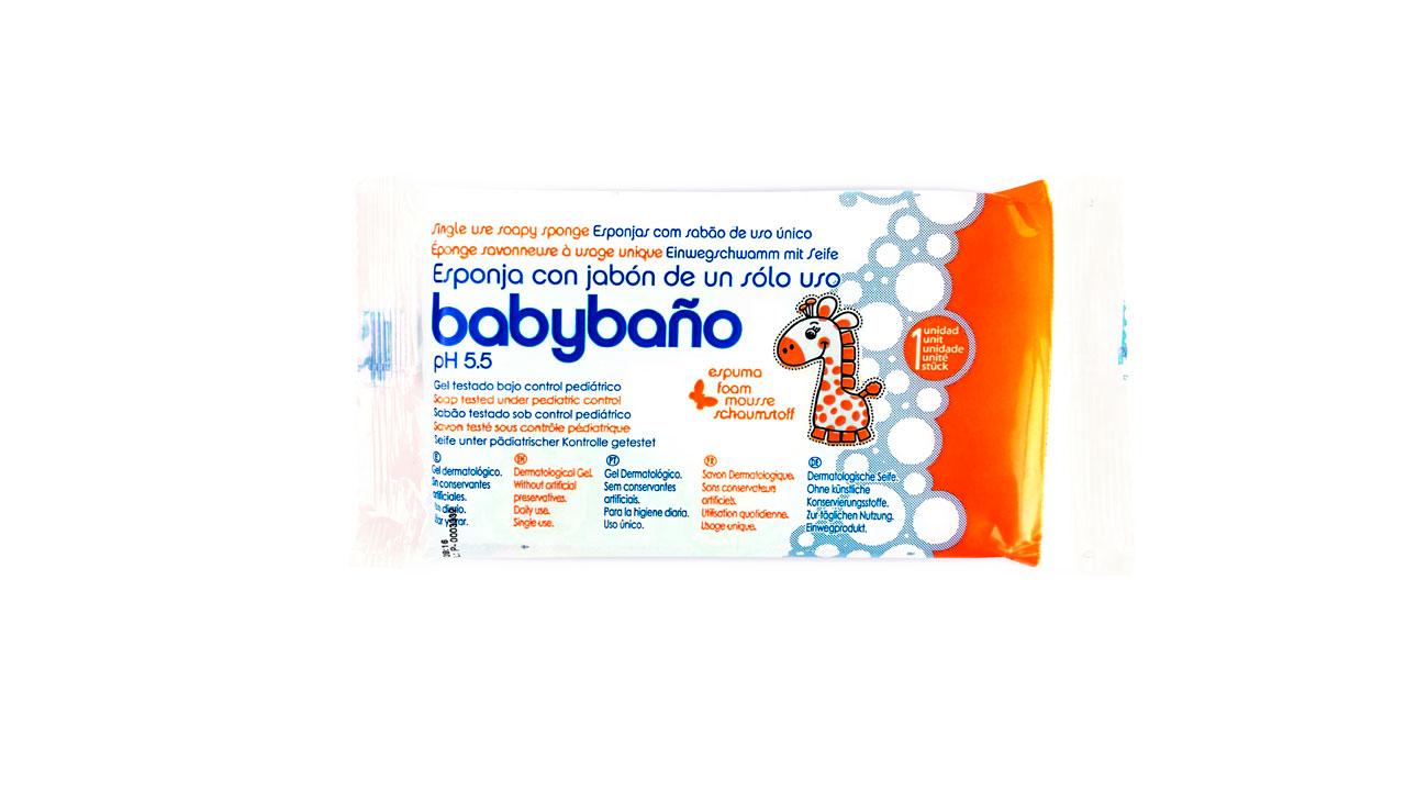 muestras gratis baby baño con correos sampling