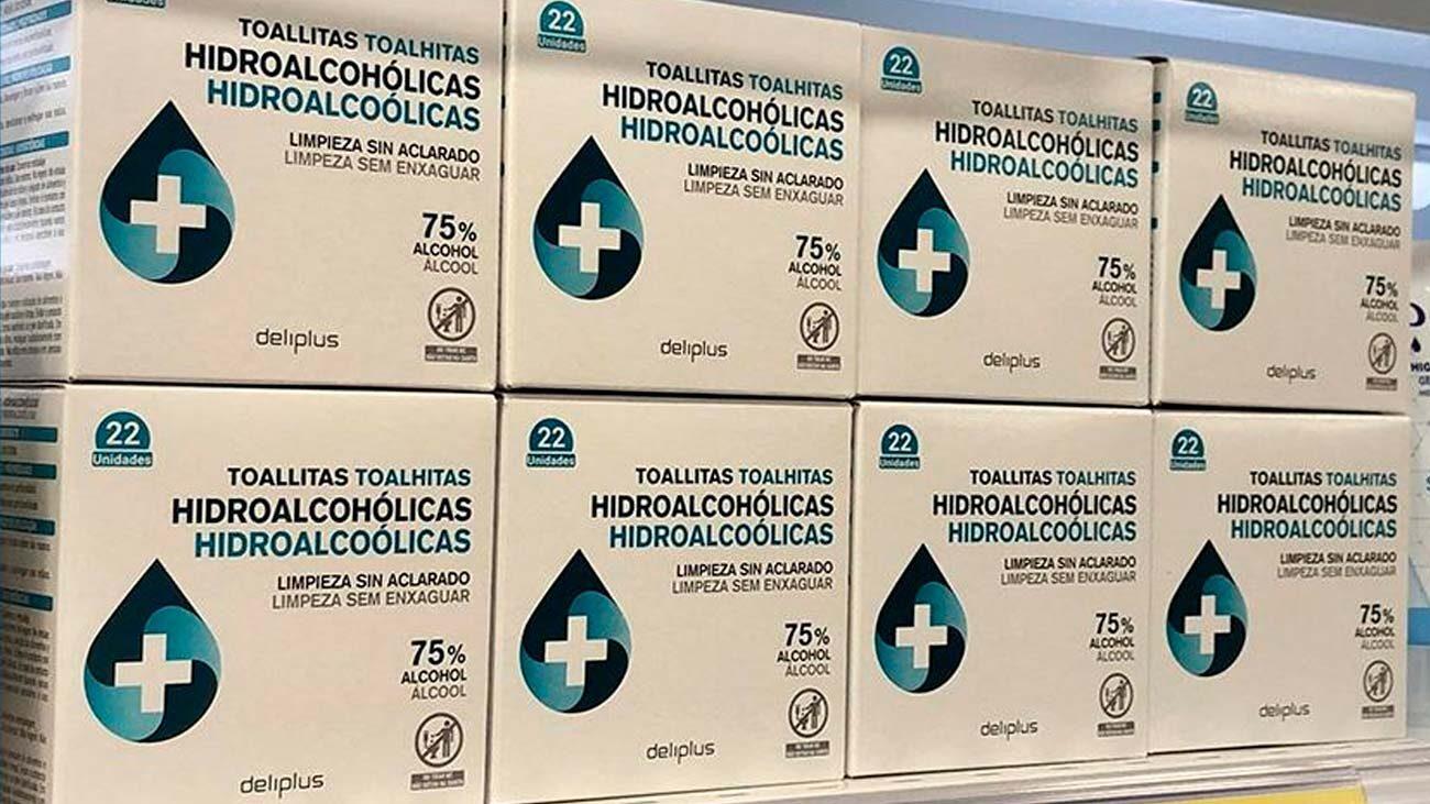 toallitas mercadona coronavirus