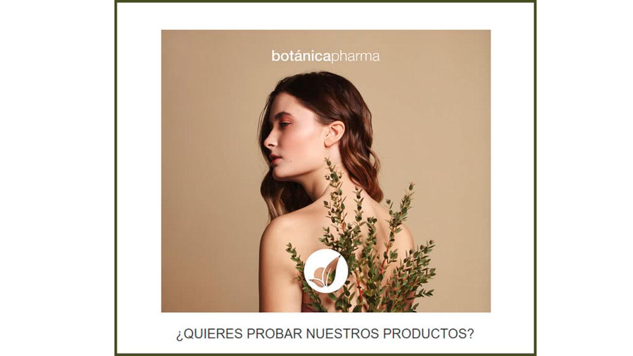 botanica pharma muestras gratis domicilio