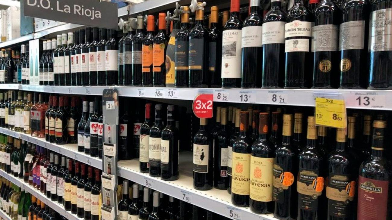 ofertas vinos carrefour