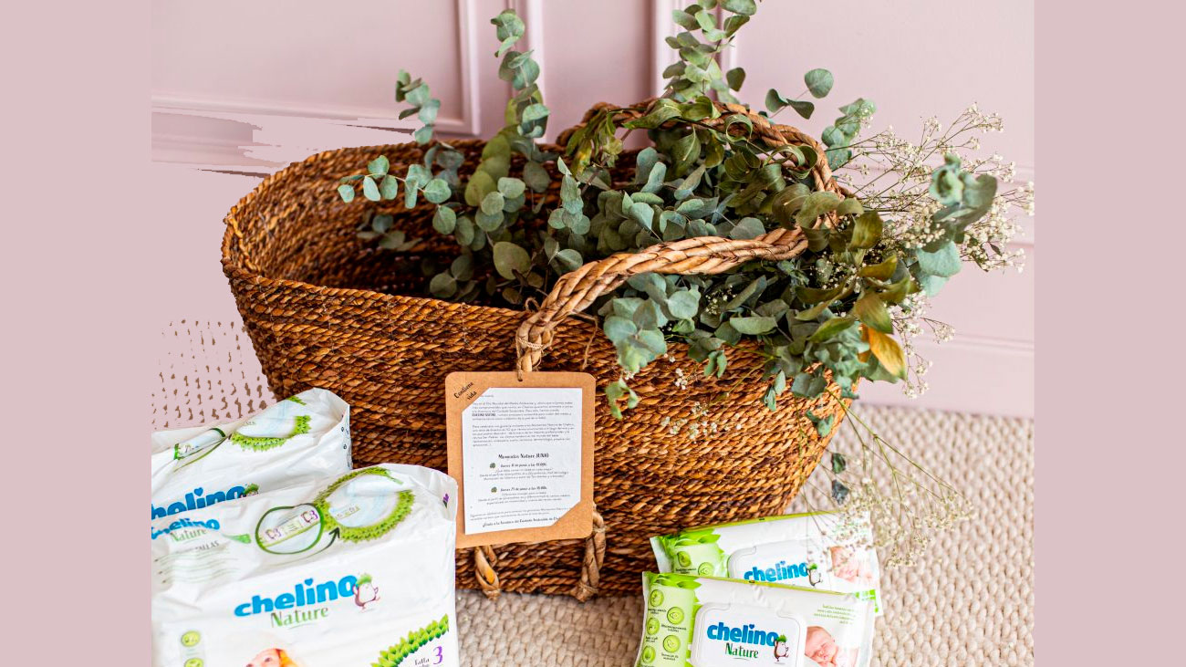 100 probadoras productos chelino nature