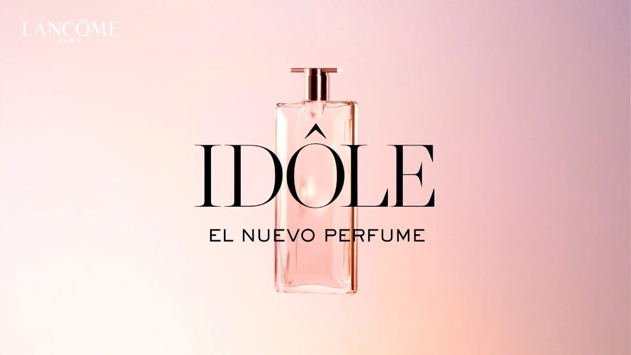 sorteo perfumes lancome idole