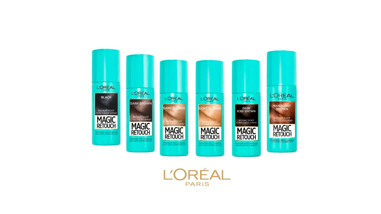 sorteo loreal pack belleza magic retouch