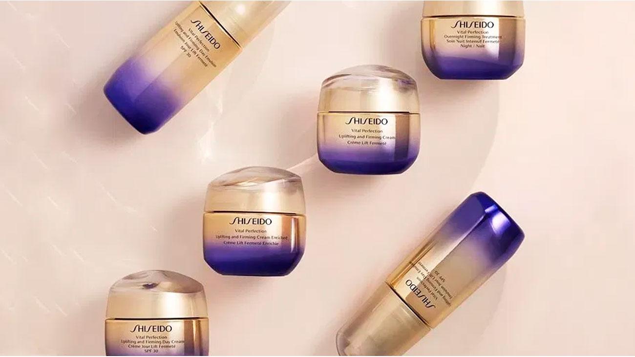shiseido sorteo rutinas vital perfection
