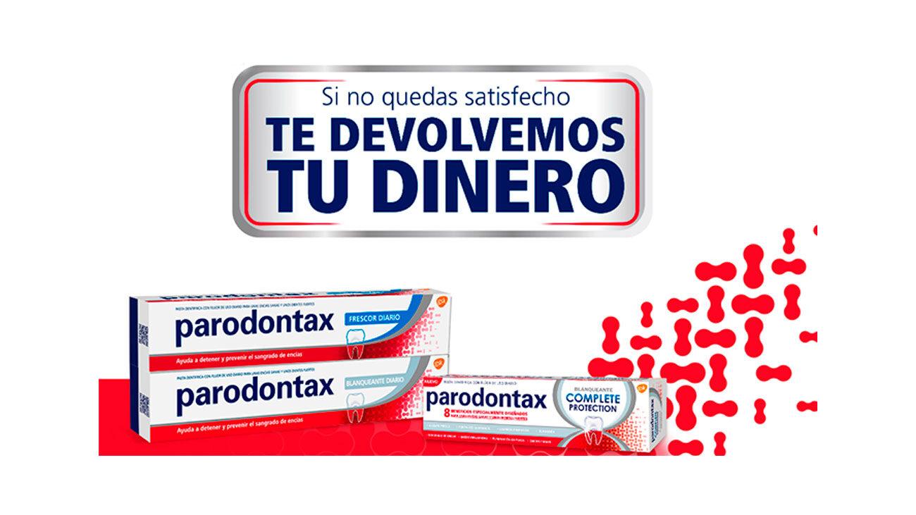 prueba gratis parodontax