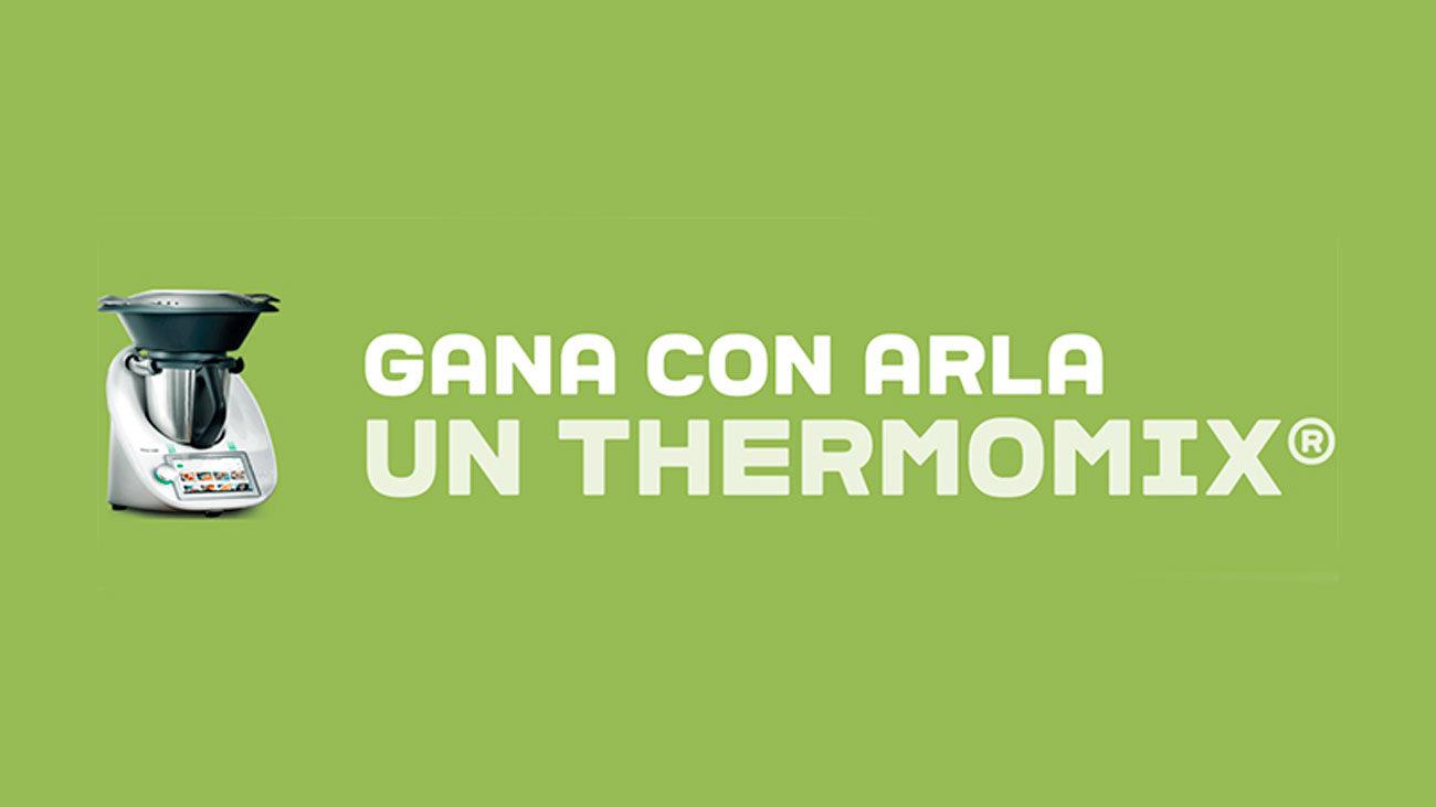 sorteo arla thermomix gratis