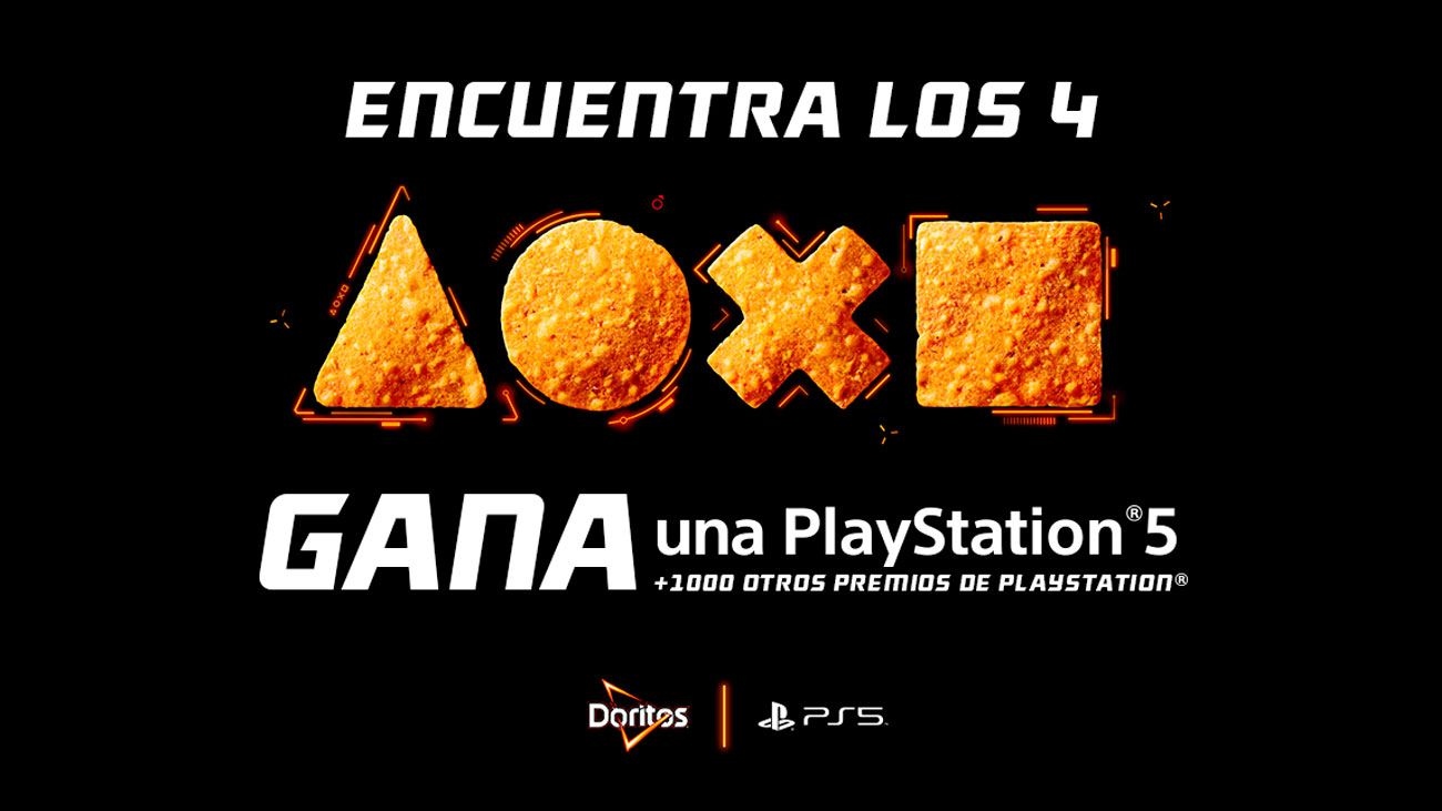 doritos regala playstation regalos gratis
