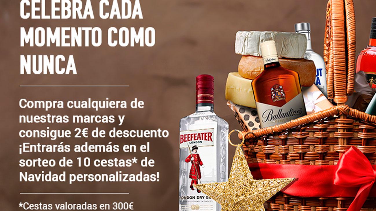 pernod ricard vales descuento regalos gratis
