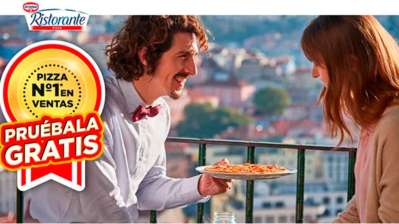 prueba gratis pizza ristorante reembolso