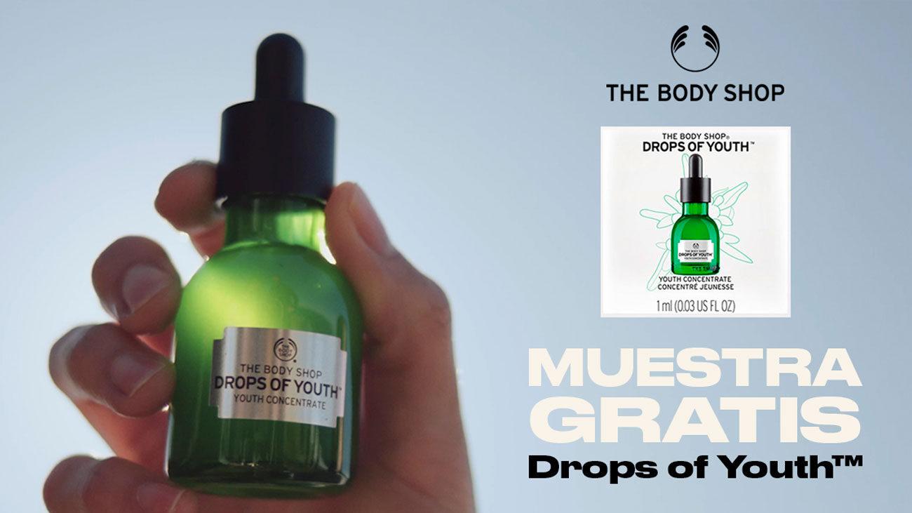 muestras gratis serum drops of youth