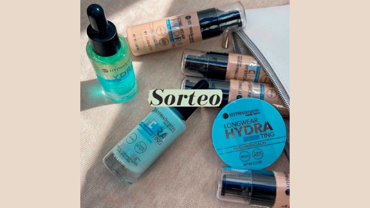 bell maquillaje gratis druni perfumerias