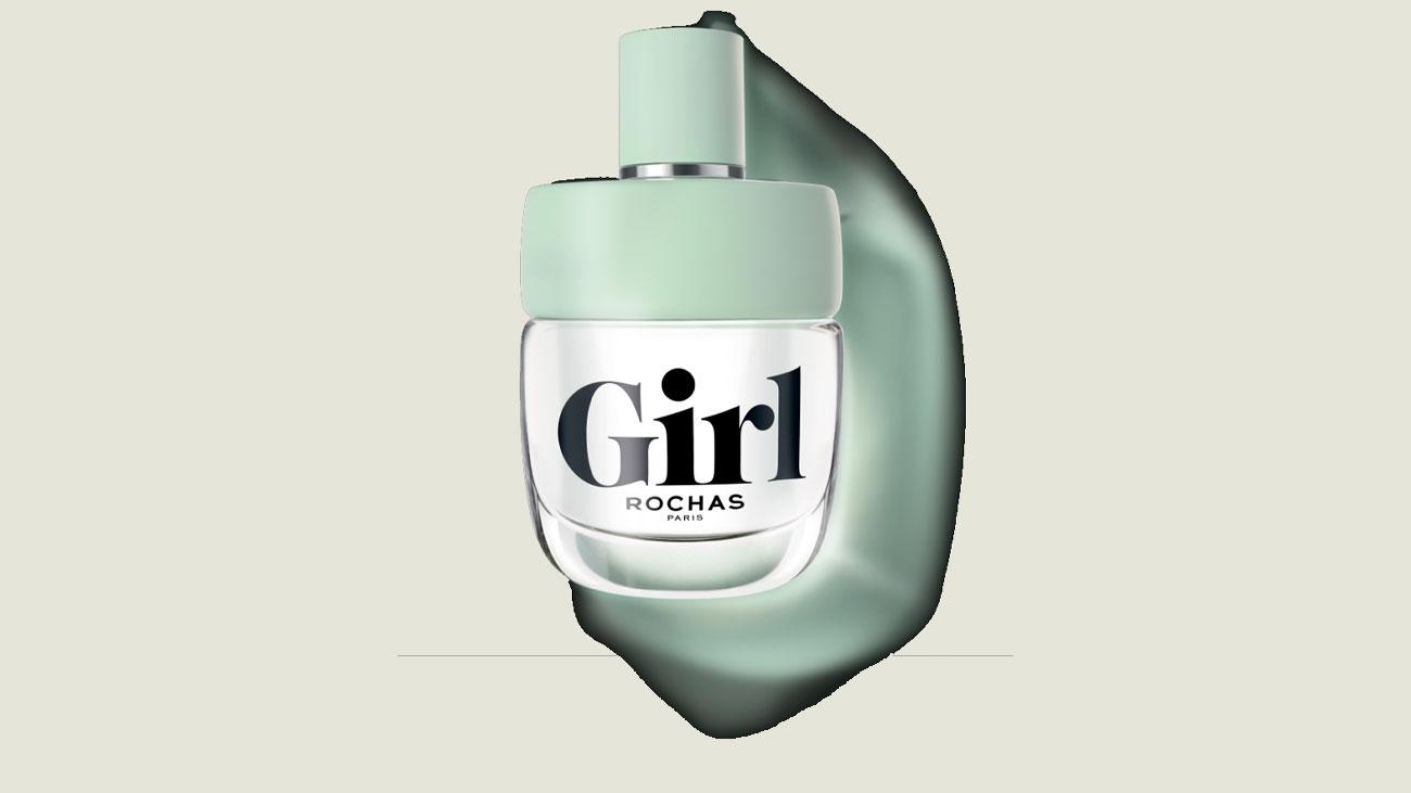 gratis perfume girl de rochas