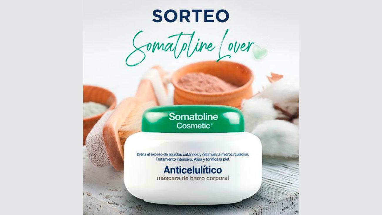 gratis mascara de barro anticelulitica somatoline