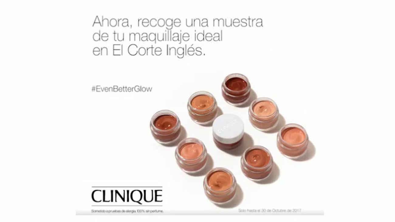 muestras gratis even better clinique