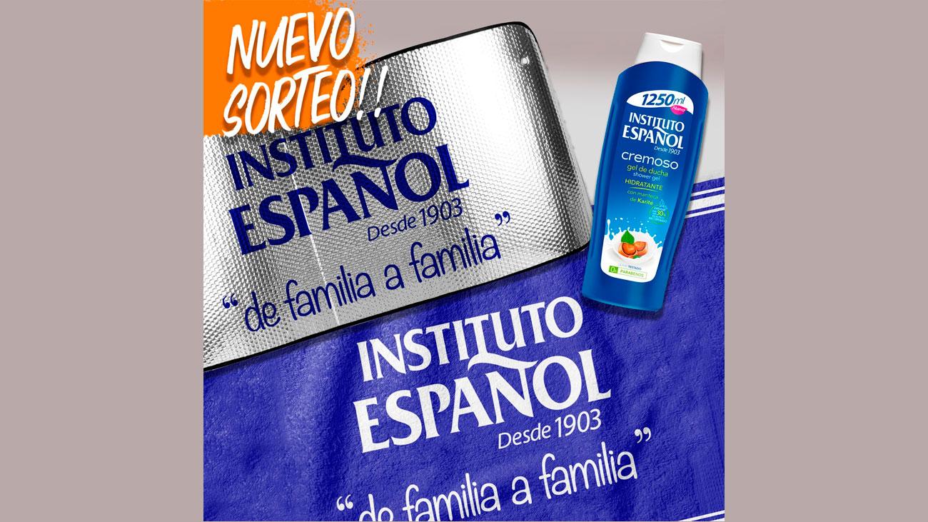 sorteo instituto español set de verano
