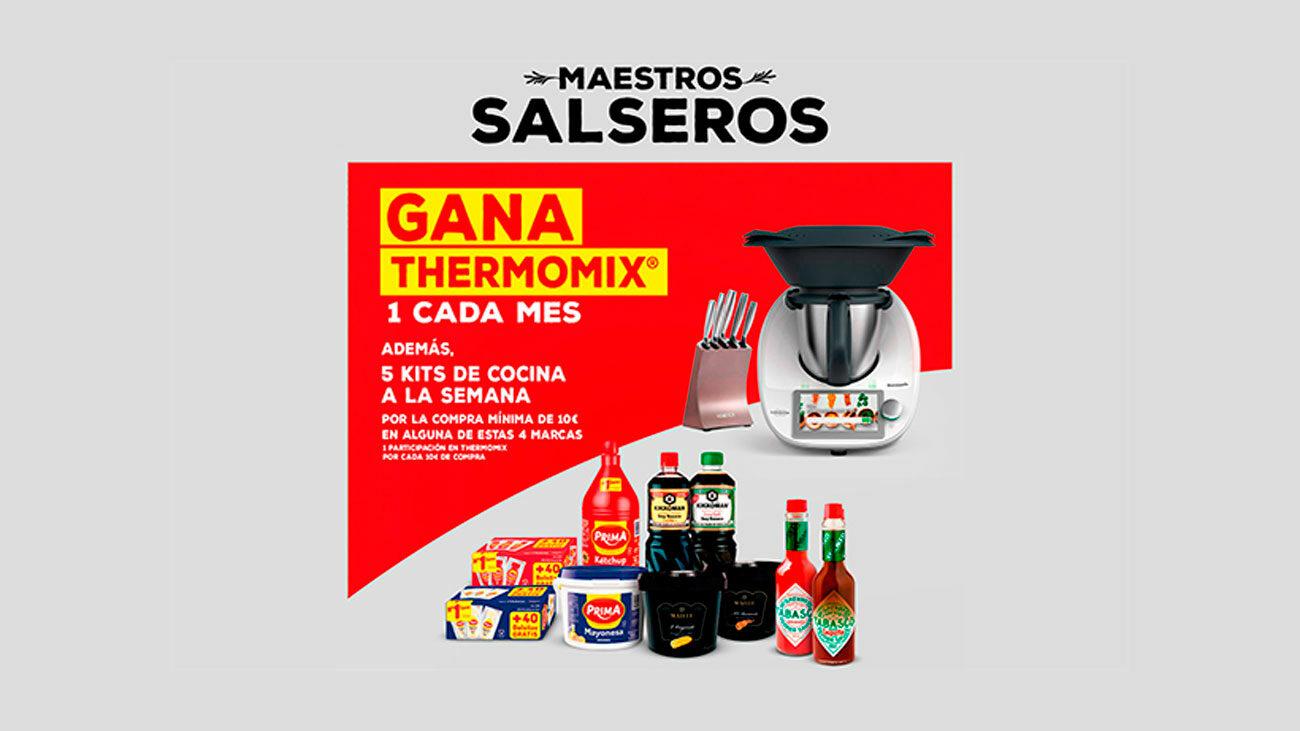 thermomix maestros salseros