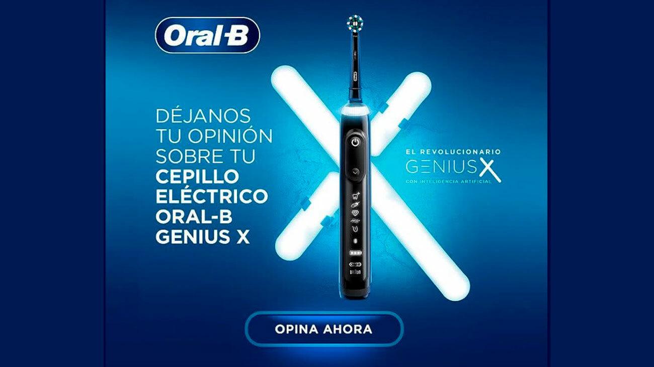 proxima a ti oral b genius x gratis