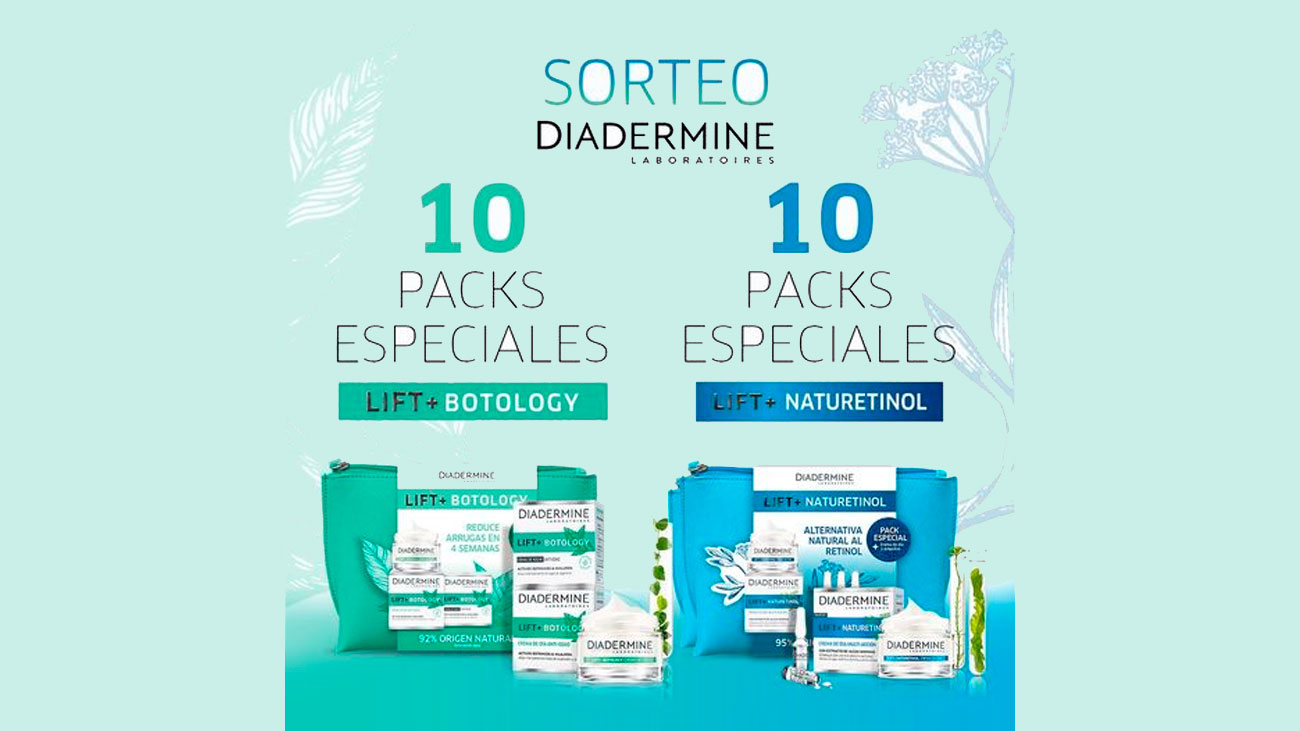 gratis pack diadermine lift +
