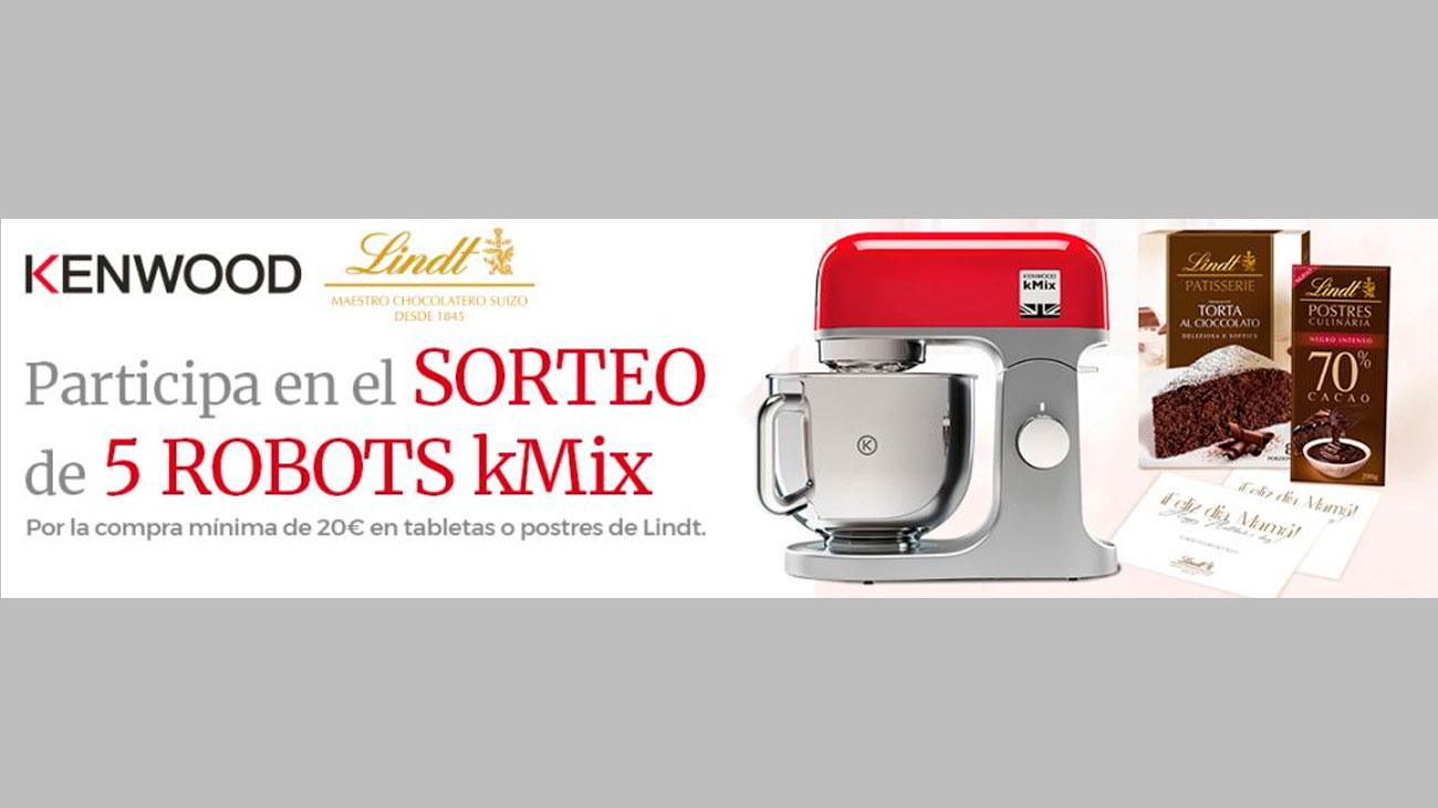 sorteo robot de cocina kenwood gratis