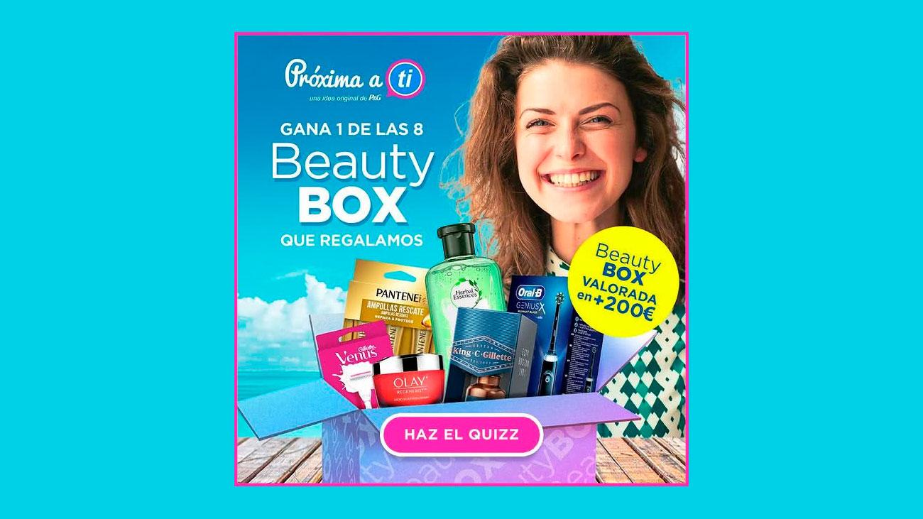 proxima a ti gratis beautybox